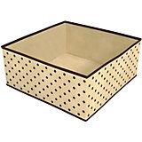 Коробка для хранения вещей (30х30х13 см), Homsu