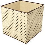 Коробка-куб для хранения вещей (30х30х30 см), Homsu