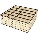 Органайзер для нижнего белья и бюстгальтеров (10 ячеек и 5 секций), Homsu