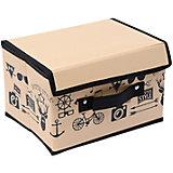 Коробка с крышкой (19*25*16) Hipster Style, Homsu