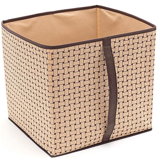Короб большой для вещей Pletenka (30*33*32), Homsu