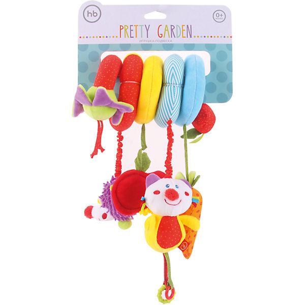 Развивающая игрушка-подвеска  Pretty Garden, Happy Baby