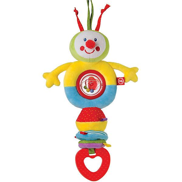Игрушка-погремушка Talky Caterpillar, Happy Baby