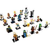LEGO Minifigures 71019: Минифигурка ЛЕГО Фильм: Ниндзяго, в ассортименте