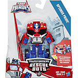Трансформер, Playskool heroes, Optimus Prime