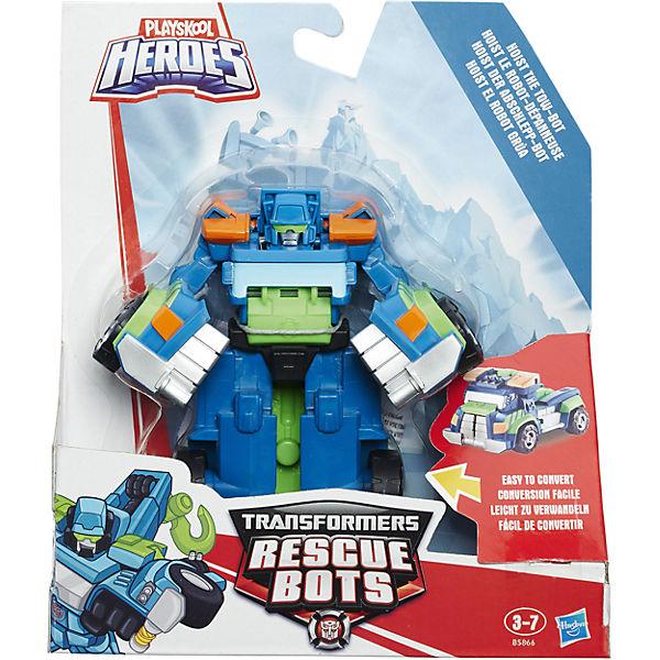 Трансформер, Playskool heroes, Tow Bot