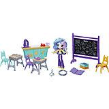 """Игровой набор мини-кукол """"В школе"""", Эквестрия герлз, B8824/B9494"""