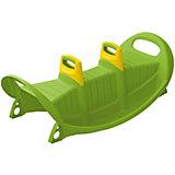 Качели Трио, зеленые, PalPlay