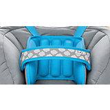 Подушка для поддержки головы в автокресло, NapUp, голубая