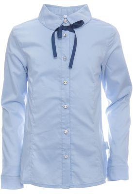Блузка для девочки Luminoso - голубой