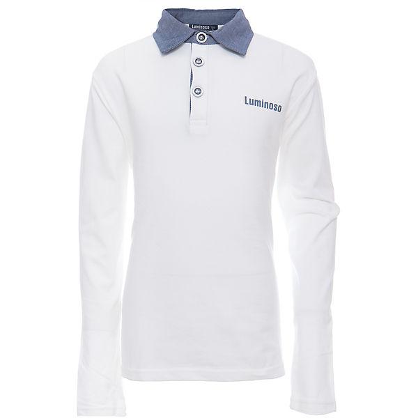 Рубашка-поло для мальчика Luminoso