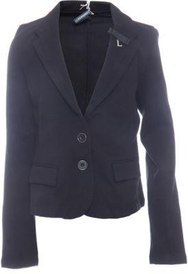 Пиджак для девочки Luminoso - черный