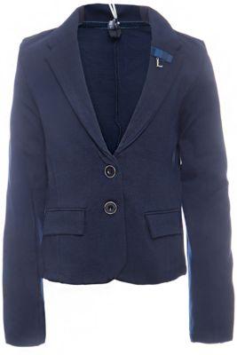 Пиджак для девочки Luminoso - синий