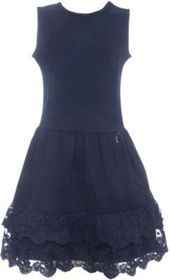 Платье для девочки Luminoso - синий