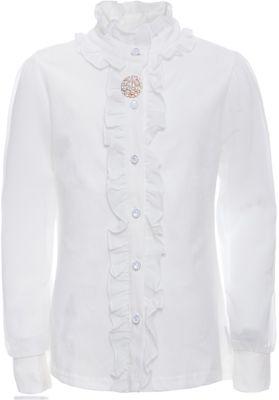 Блузка для девочки Luminoso - белый
