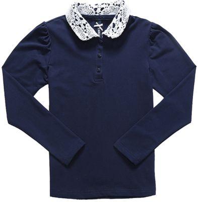Блузка для девочки Luminoso - синий
