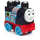 """Конструктор-паровозик """"Томас и его друзья"""", Томас,  MEGA BLOKS"""