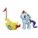 Пони в карете, My little Pony, Hasbro, B9159/B9835