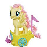 Пони в карете, My little Pony, Hasbro, B9159/B9836