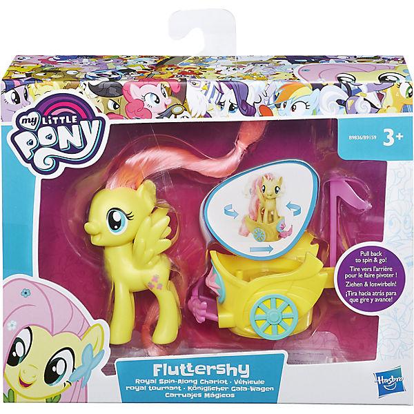 "Игровой набор Hasbro My little Pony ""Пони в карете"", Флаттершай"
