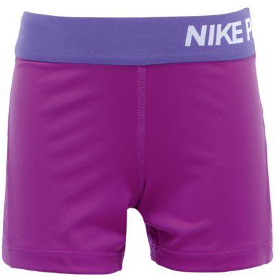 Шорты NIKE - фиолетовый