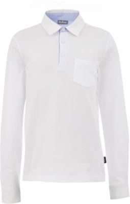 Рубашка-поло для мальчика Gulliver - белый