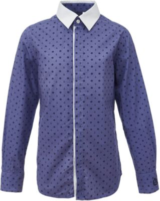 Рубашка для мальчика Gulliver - синий