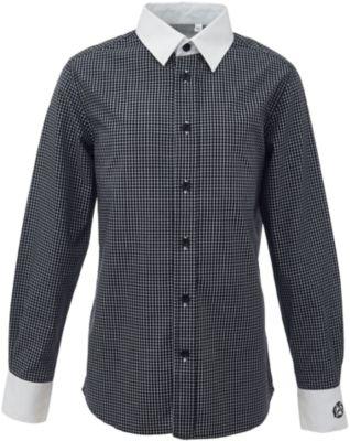 Рубашка для мальчика Gulliver - черный