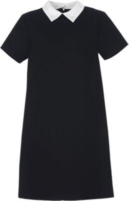 Платье для девочки Gulliver - черный