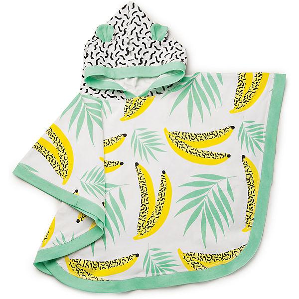 Полотенце с капюшоном, Happy Baby