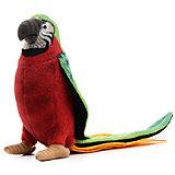 """Мягкая игрушка Hansa """"Попугай красный"""", 37 см"""