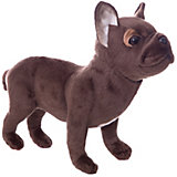 """Мягкая игрушка Hansa """"Французский бульдог"""", стоящий, 26 см"""