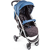 Прогулочная коляска Happy Baby Eleganza V2, синий