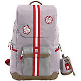 Рюкзак City Changing Bag, Red Castle, серый
