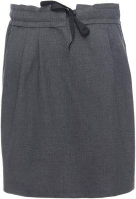 Юбка для девочки Смена - серый