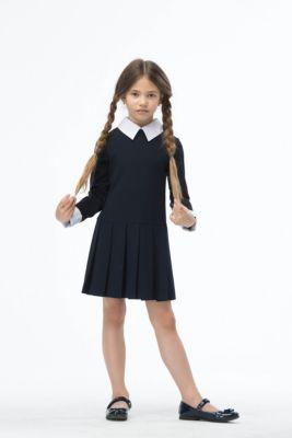 Платье для девочки Смена - синий