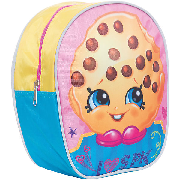 Рюкзачок дошкольный, малый Шопкинс