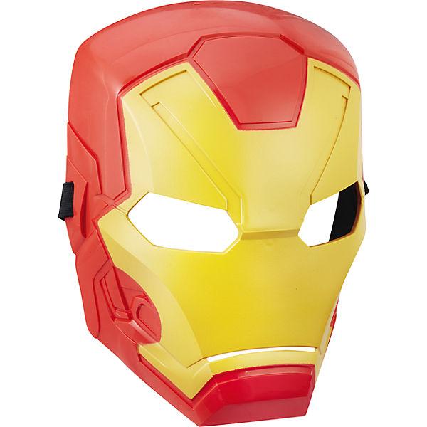 """Маска """"Мстители"""" Железный человек, Hasbro"""