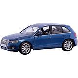 """Машина """"AUDI Q5"""", 1:24, синяя"""