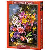 """Пазл """"Ваза с цветами"""", 1000 деталей, Castorland"""