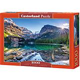 "Пазл ""Озеро Охара, Канада"", 1000 деталей, Castorland"