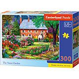 """Пазл """"Чудесный сад"""", 300 деталей, Castorland"""