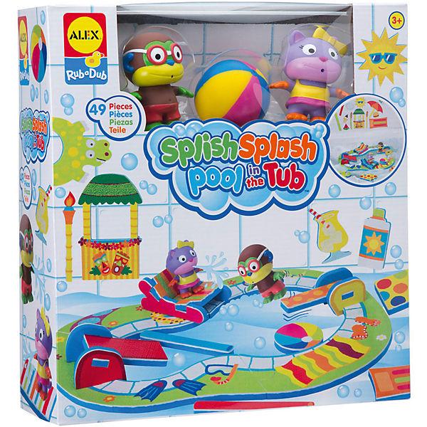 Игрушка для ванны Пляжная вечеринка, ALEX