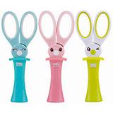 Deli Ножницы Magic Rabbit детские 137 мм, цвета с ассортименте.