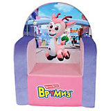 Кресло Врумиз, Small Toys, розовый