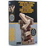 """Настольная игра """"Падающая башня"""", 48 блоков, Spin Master"""
