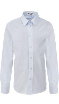 Рубашка для мальчика BUTTON BLUE - белый