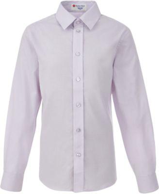 Рубашка для мальчика BUTTON BLUE - фиолетовый