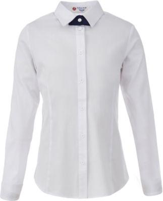 Блузка для девочки BUTTON BLUE - белый