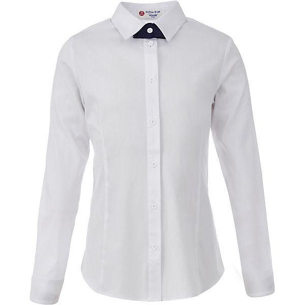 Купить белые блузки для девочек интернет магазин